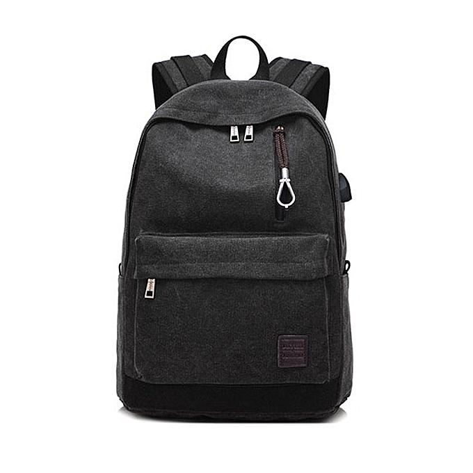 mode Xiuxingzi Student Boy Laptop sac à dos School sac School sac à dos Hommes femme voyage sac BK à prix pas cher