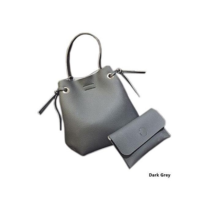 Fashion femmes Handbag Shoulder Bags Tote Purse Leather Ladies Messenger Hobo Bag à prix pas cher