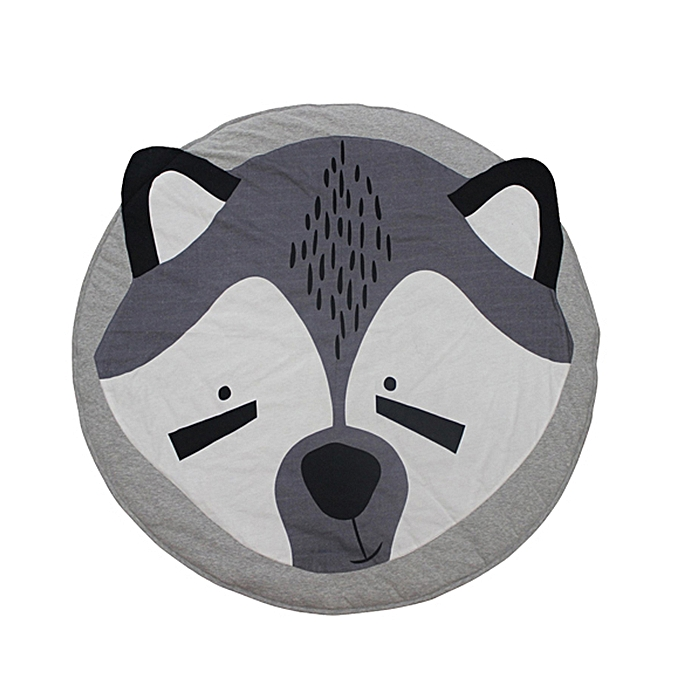 Other Playing Game Mat for Baby Floor Crawl Mats Fox à prix pas cher