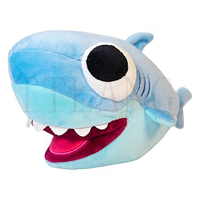 Autre 25cm Big Eyes Shark Plush Toy   Animal Shark Official Soft Stuffed Dolls For Enfants Gift à prix pas cher
