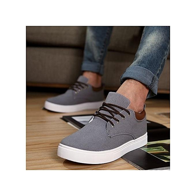 HT  s Fashion Canvas Casual Shoes Sneakers à prix pas pas prix cher    Jumia Maroc 9dc2e9
