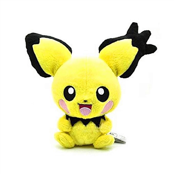 Autre Umbreon Eevee Espeon Jolteon Vaporeon Glaceon Leafeon Squirtle Jigglypuff Animal Cartoon Soft Stuffed Plush Toy Dolls(vert) à prix pas cher