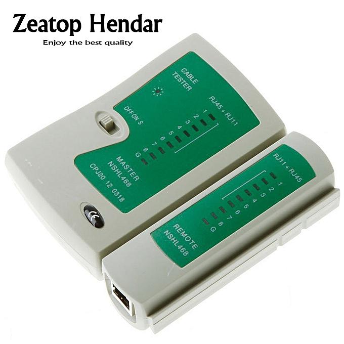 Other 1Pcs RJ45 RJ11 RJ12 CAT5 UTP NETWORK LAN USB CABLE TESTER Connector à prix pas cher