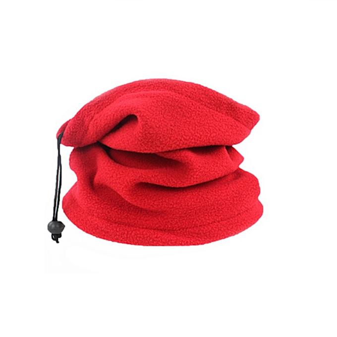 Kokobuy de plein air Sports Riding Windproof Cap Svoituref Double Deck Winter Hat à prix pas cher