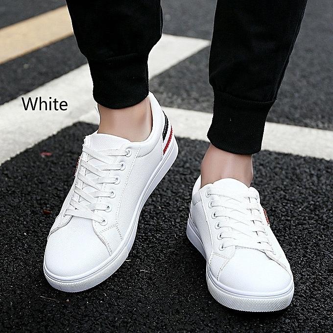 Autre Fashion Leisure Running White Shoes for    à prix pas cher   | Jumia Maroc 0bcfaa