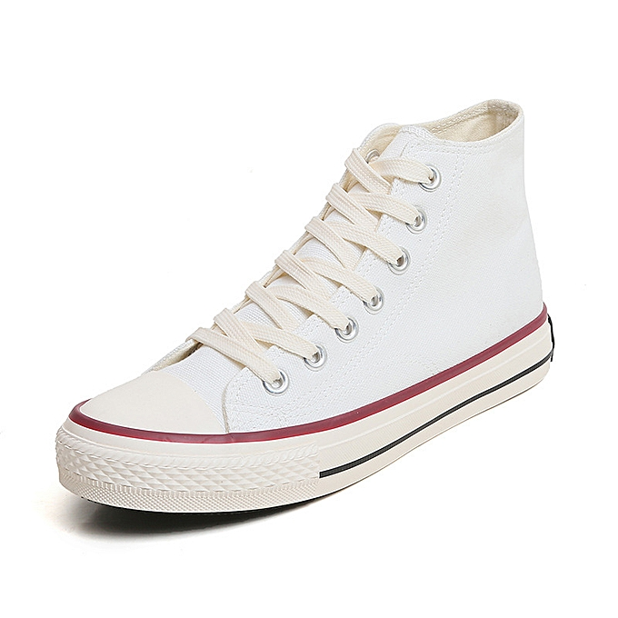 Fashion Canvas chaussures hommes chaussures high to help wild casual chaussures violet à prix pas cher    Jumia Maroc