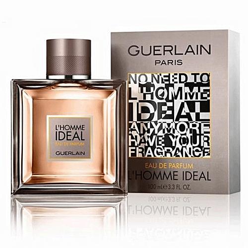 Guerlain Guerlain Lhomme Idéal Eau De Parfum 100ml à Prix Pas Cher