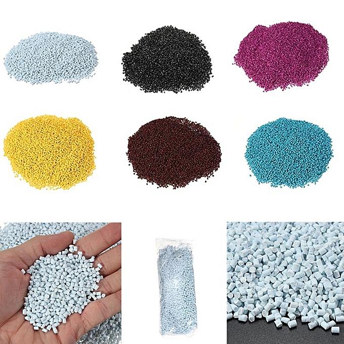 UNIVERSAL Thermoplastic Polymorph Mouldable Plastic Pellets DIY Crystal Soil Plastimake vert à prix pas cher