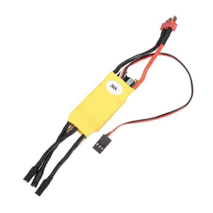 UNIVERSAL 30A 50A Brushless ESC With 3A BEC For RC voiture Boat à prix pas cher