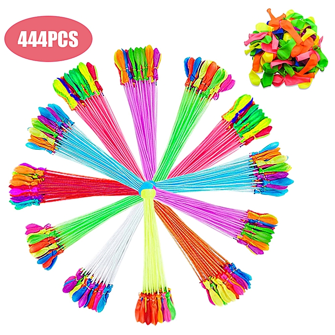 Autre Instant Water Balloons Couleurful Rapid Filled Toy Couleur May Vary à prix pas cher