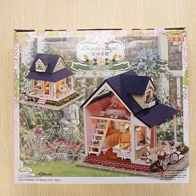 OEM CuteRoom A-060-A Dollhouse Kit à prix pas cher