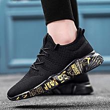 f235b7bba Fashion جديد أحذية الرياضة للرجال الاحذية خفيفة جدا للذكور المشي أحذية  أحذية الرياضة وسادة