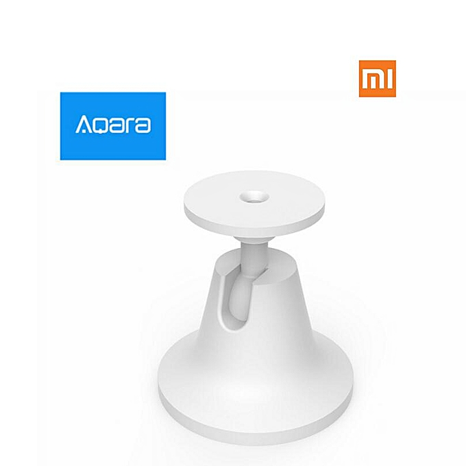 Other New Xiaomi Aqara Huhomme Body Sensor Holder Stand 360 Degree Free rougeation Motion Sensor Base bracket à prix pas cher