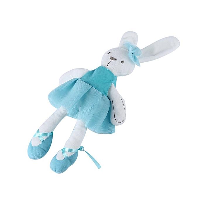Generic DM grand Super Stuffed Plush Toy Doll Rabbit   Birthday Gifts-bleu à prix pas cher