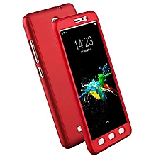 Coque Protection 360 Rouge Pour Infinix Hot 4 Pro 8265b697acd