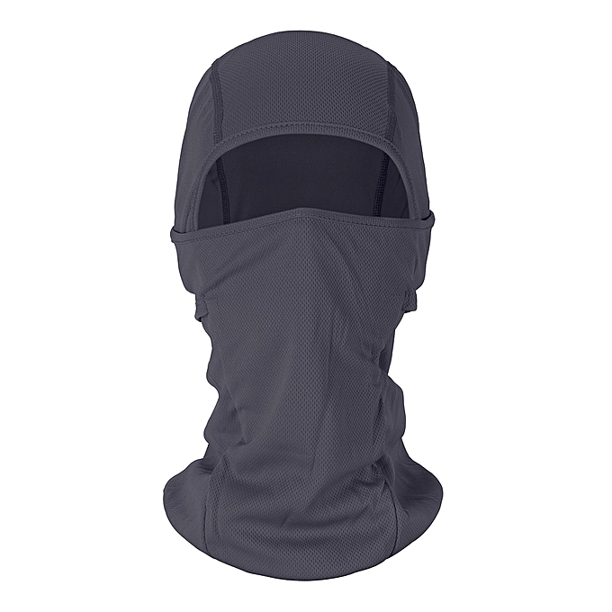 Autre HEROBIKER Motorcycle Balaclava Face Mask Moto Warm Windproof Breathable Airsoft Paintball Cycling Ski Face Shield Men Sun Helmet( BE-02) à prix pas cher