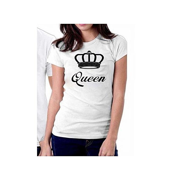 At Store t-shirt queen à prix pas cher