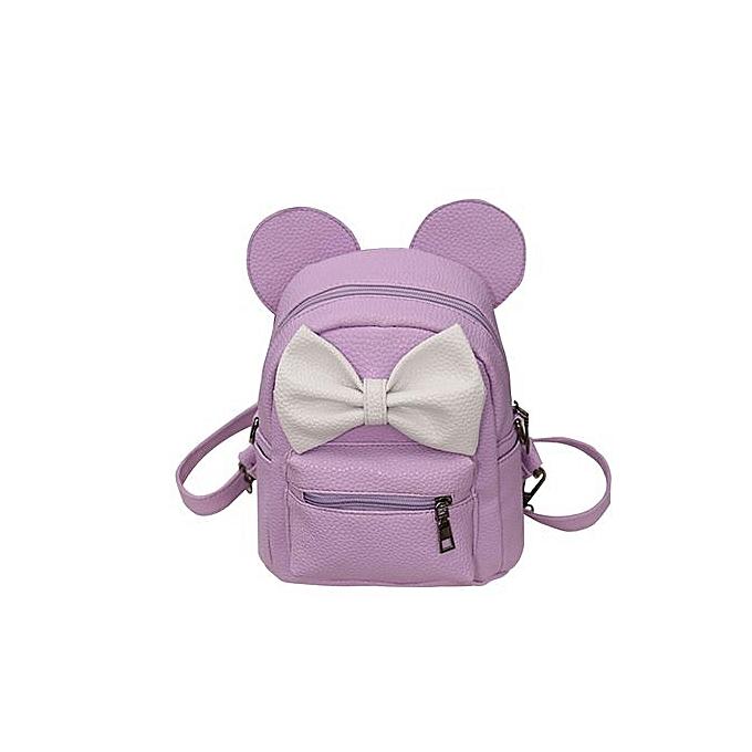 Generic Xiuxingzi_ 2017 nouveau Mickey sac à dos Female Mini sac Wohommes sac à dos à prix pas cher