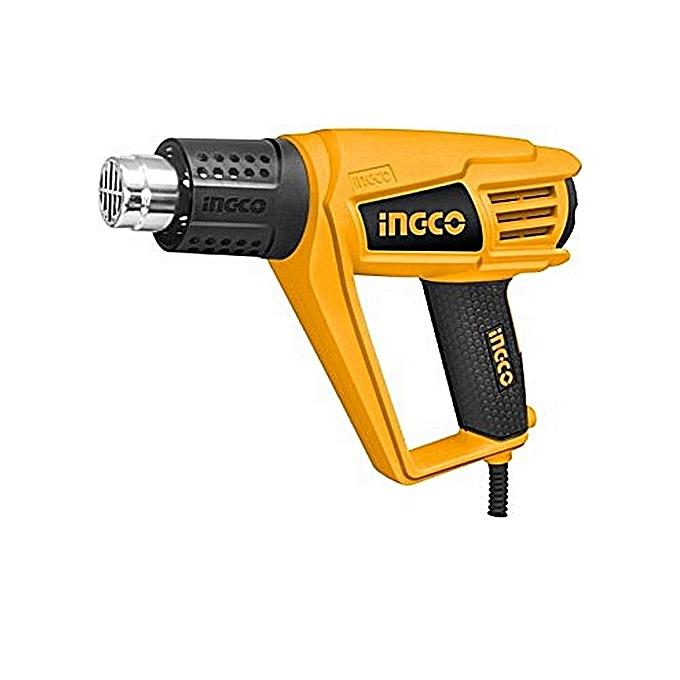 INGCO Décapeur 350°C 550°C 2000W à prix pas cher