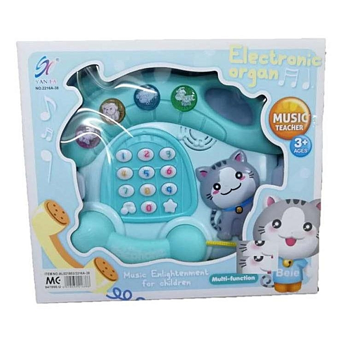 OEM Early Learning Musical Toys Multifunction Electronic Organ Music EnlumièreHommest Toy à prix pas cher