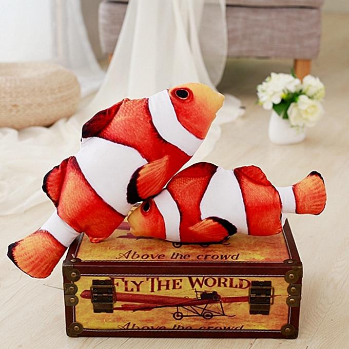 Autre 1pc 20 30 40cm Finding Dory Nemo Dory Destiny Fish Plush Toy Cute CFaiblen Fish Soft Stuffed Animal Movie Dolls Toys for Enfants à prix pas cher