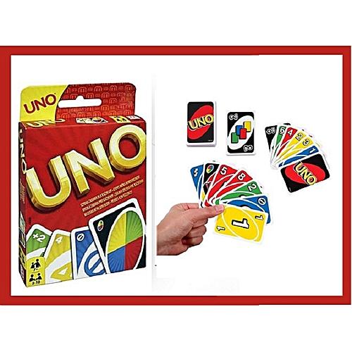 générique jeu des cartes uno à prix pas cher   jumia maroc