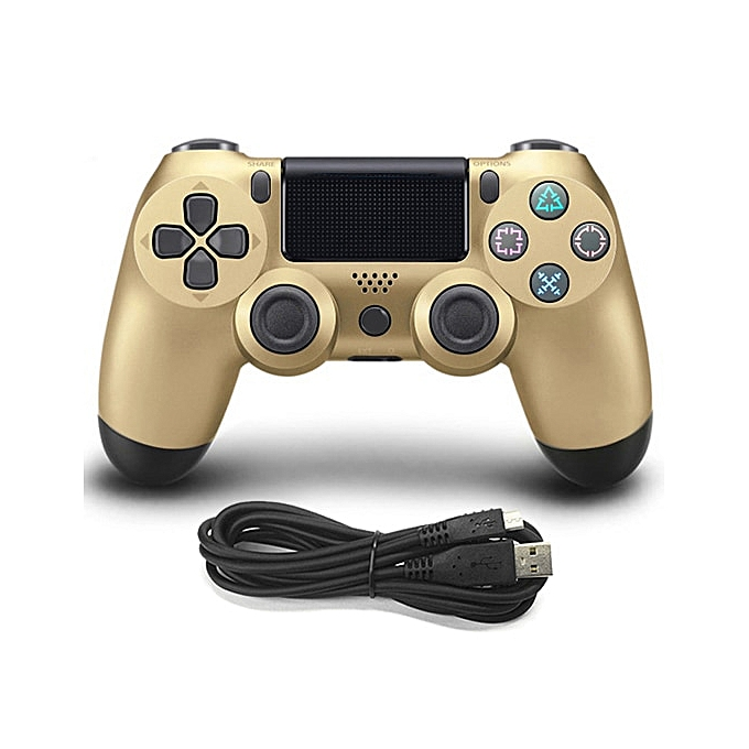 For PS4 USB Wired Controller Gamepad For PS3 PC Win7/8/10 For Playstation 4  Joystick For Dualshock 4 Gamepad CHSMALL