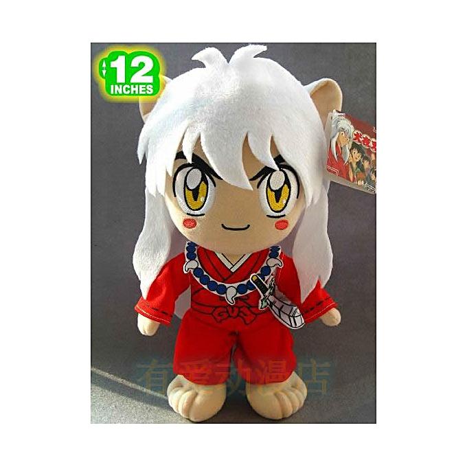 Autre nouveau arrival  Inuyasha figure 30cm anime Kagome plush toy cute doll à prix pas cher