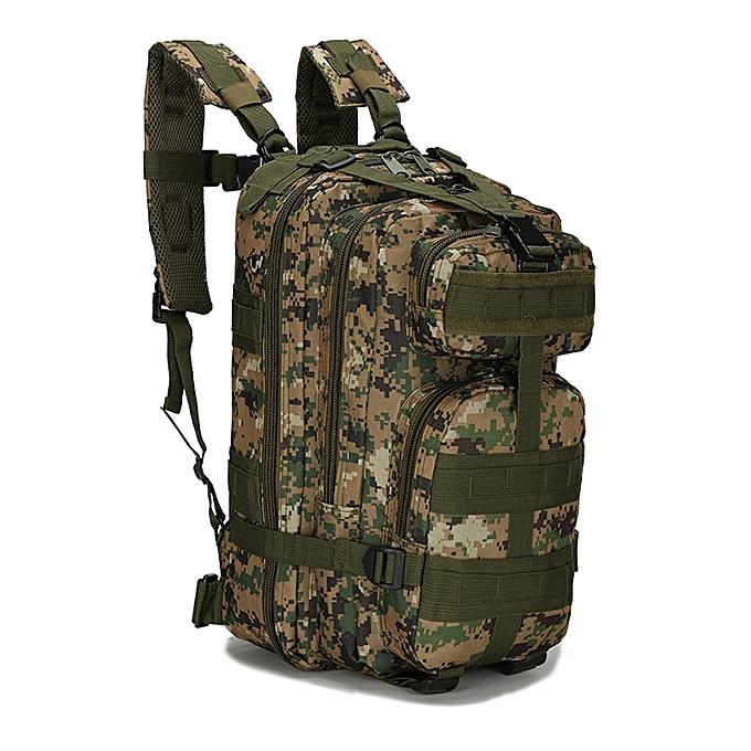 Neworldline Outdoor Sport Camouflage Travel Bag 3P Backpacks Camping Hiking Trekking E-E à prix pas cher