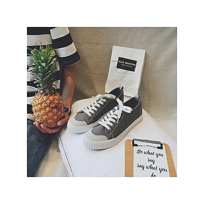 Other Leisure Couples' Canvas chaussures for Men à prix pas cher