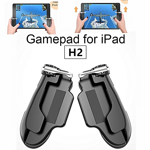 For PUBG FPS Mobile Game Controller Handle Gamepad Holder Joystick With  L1R1 Trigger Fire Shooter Button Aim Key For iPad CHSMALL