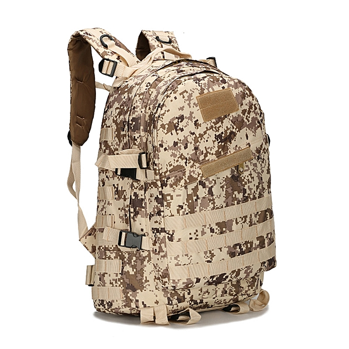 nouveauorldline 40L 3D sac à dos de plein air Trekking Sport voyage Camping Hiking Camouflage sac E-E à prix pas cher