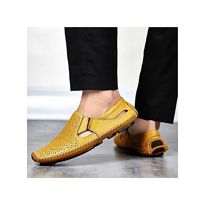 Fashion   Fashion s Casual Moccasins Fashion Doug Shoes Slip-Ons & Loafers à prix pas cher  | Jumia Maroc 590e26