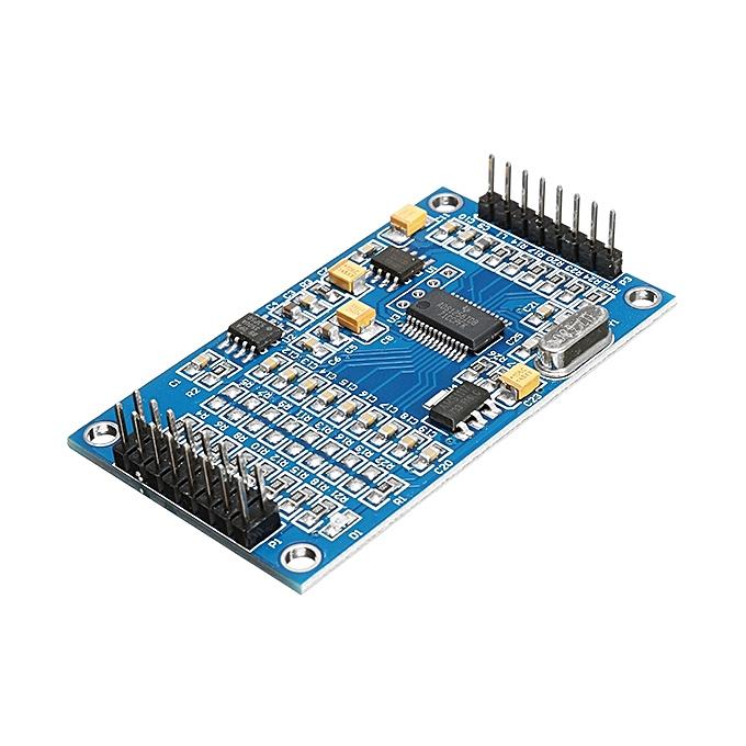 UNIVERSAL ADS1256 24 Bit 8 Channel ADC AD Module High Precision ADC Acquisition Data Acquisition Card à prix pas cher