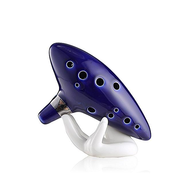 UNIVERSAL 12 Hole Ovoitureina Ceramic Alto C Tone Legend of Zelda Ovoitureina Couleur Box- à prix pas cher