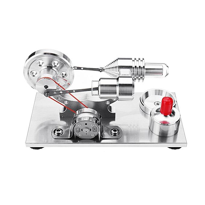 UNIVERSAL Metal Stirling Engine Model DevelopHommestal Science Toy Motor Engine- à prix pas cher