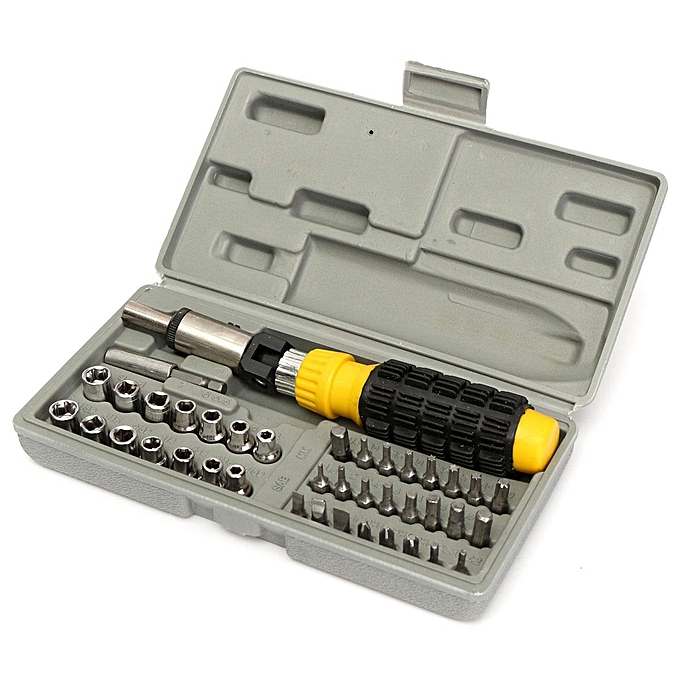 UNIVERSAL 41-Piece General Tool Set hardware tools à prix pas cher