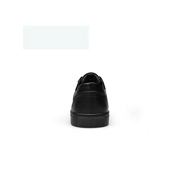 Fashion  s s s Skateboard Shoes Sneakers Plus Size-Black à prix pas cher  | Jumia Maroc cc39b5