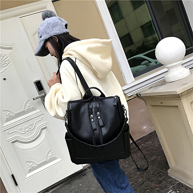 nouveauorldline Wohommes mode Zipper High-noir à prix pas cher