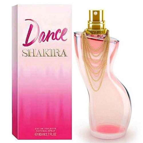 Femme Shakira À Parfum Vaporisateur 80 Ml Toilette Eau De 29IHED