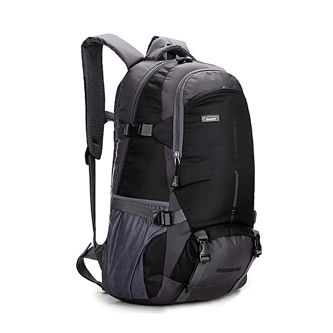 Fashion 45L Large Capacity Men femmes Nylon Waterproof Casual Backpack à prix pas cher