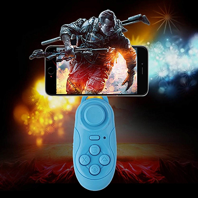 Other Mini Multifunctional bleutooth Wireless Game Controller Gamepad Handle LBQ à prix pas cher