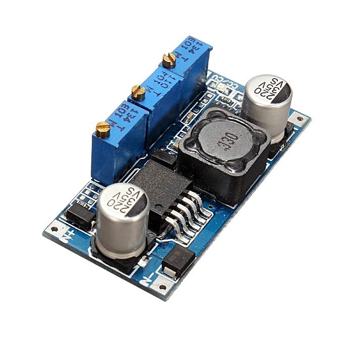UNIVERSAL 5Pcs LED Driver Charging Constant Current Voltage Step Down Buck Module à prix pas cher