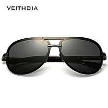 f2307509b VEITHDIA Aluminum Mens Sunglasses Polarized Driver Sun Glasses Male  Eyewears Accessories 6500