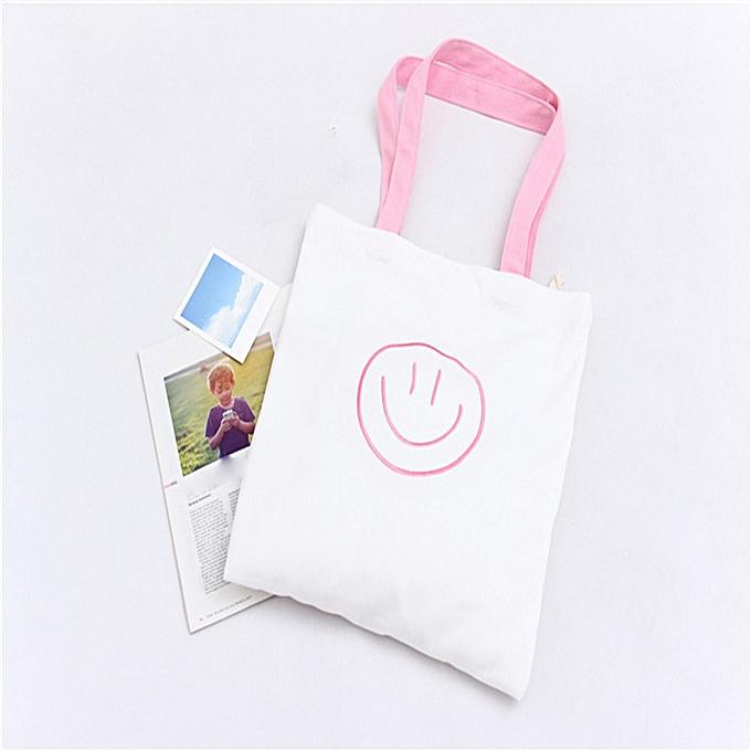 mode femmes Shoulder Strap Embroidery toile Cloth sac à dos Shopping sac voyage sac PK à prix pas cher