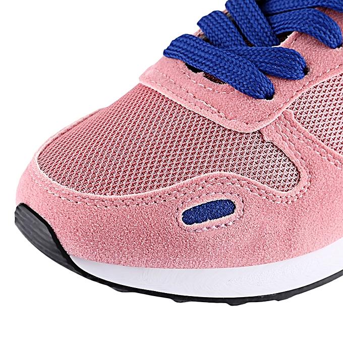 Fashion Casual Color Block Height Increasing Cushion   Running Shoes Shoes Running à prix pas cher  | Jumia Maroc 15580a