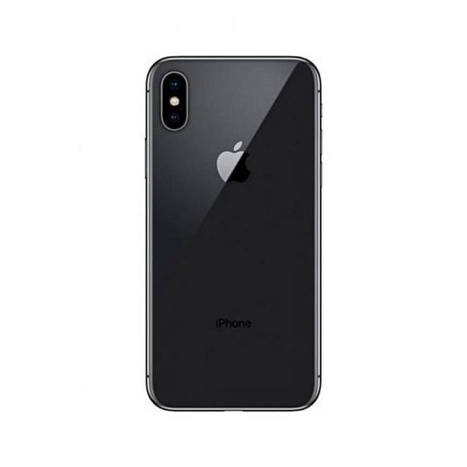 apple iphone x 5 8 256go 3go ios gris sid ral au maroc pas cher jumia maroc. Black Bedroom Furniture Sets. Home Design Ideas