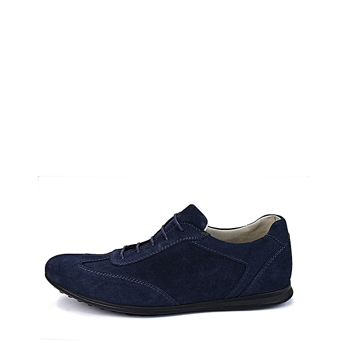 LinX Derbies Daim - Bleu à prix pas cher |  | cher Jumia Maroc 835857