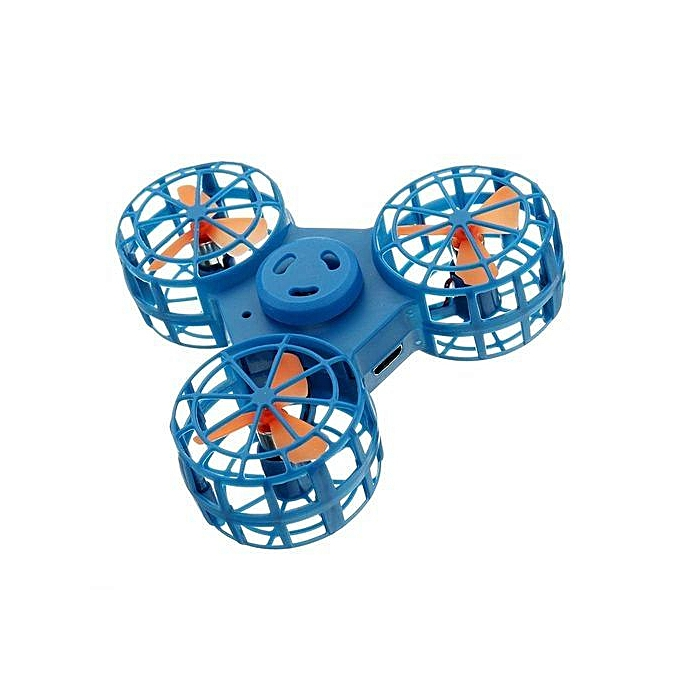 Generic en volant Fidget Spinner Hand en volant Spinning Can Fly Away And Return From Hand Anti-Stress Toys à prix pas cher