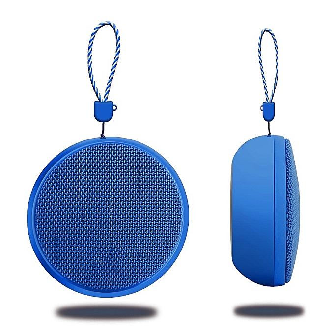 Other Stylish Wireless bleutooth Anti-fall Net Cloth Speaker bleutooth Audio-bleu à prix pas cher